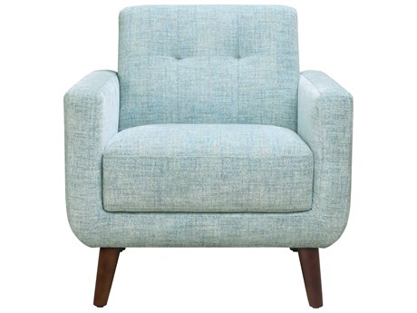 Moe's Home Collection Ross City Blue Accent Chair
