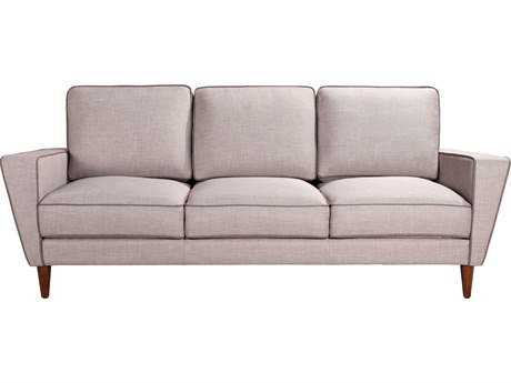 Moe's Home Collection Norman Light Grey Sofa