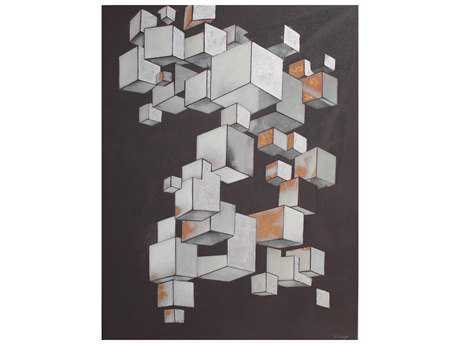 Moe's Home Collection ''Cubism'' Wall Decor