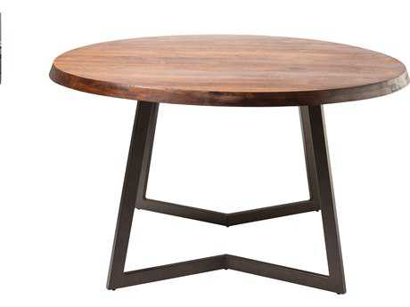 Moe's Home Collection Belem 54'' Round Large Natural Dining Table