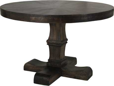 Moe's Home Collection Nigel 60'' Round Large Natural Dining Table