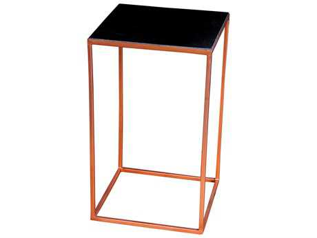 Moe's Home Collection Side 14'' Square Black Side Table