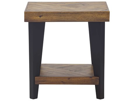 Moe's Home Collection Parq Cappuccino 23'' Square Side Table