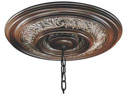 Metropolitan Lighting Salamanca Cattera Bronze Medallion