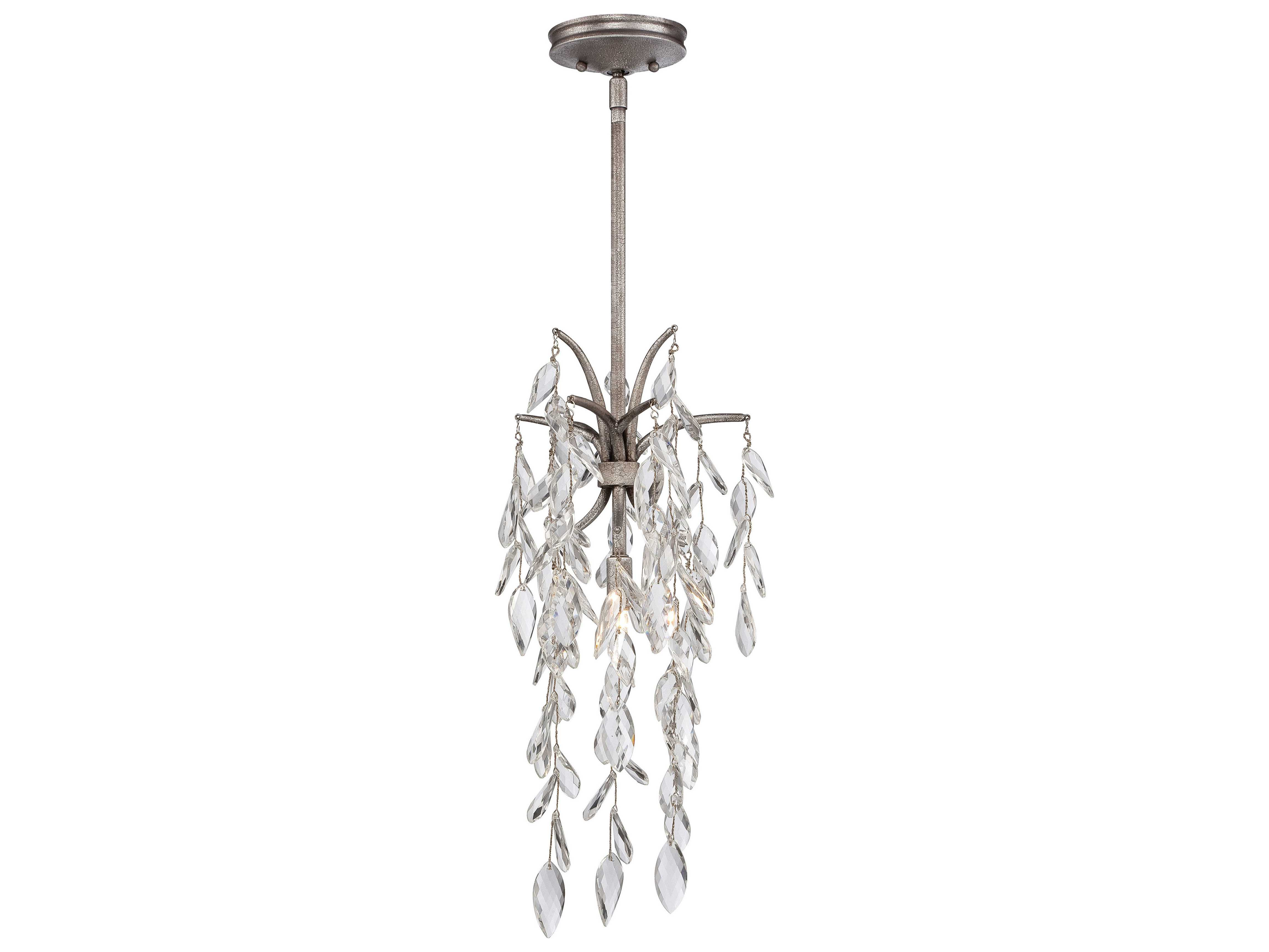 Metropolitan lighting bella flora silver mist 10 39 39 wide for Bella flora chaise lounge