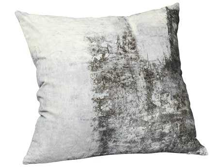 Moe's Home Collection Abstract Velvet Cushion with Feather Insert