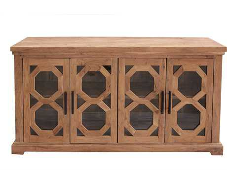 Moe's Home Collection Honey 72'' x 20'' Smoked Sideboard