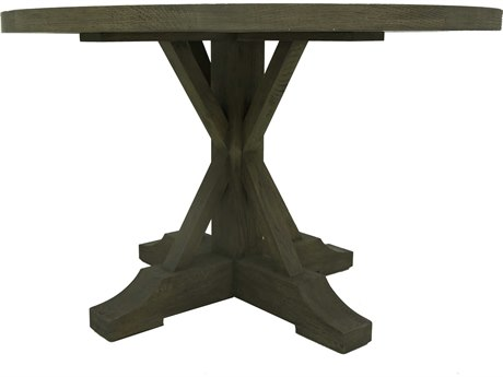 Moe's Home Collection Dunham Grey 47.25'' Round Dining Table