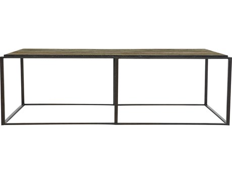 Moe's Home Collection Alonso Brown 55'' x 27.5'' Rectangular Coffee Table