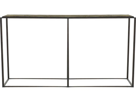 Moe's Home Collection Alonso Brown 63'' x 13.75'' Rectangular Console Table