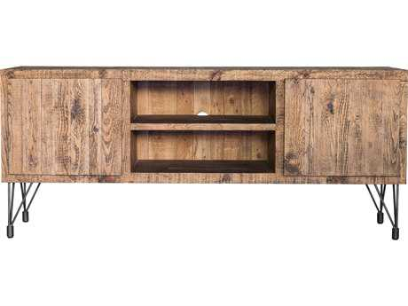Moe's Home Collection Boneta 71'' x 19'' Solid Recycled Pine Wood Storage Buffet