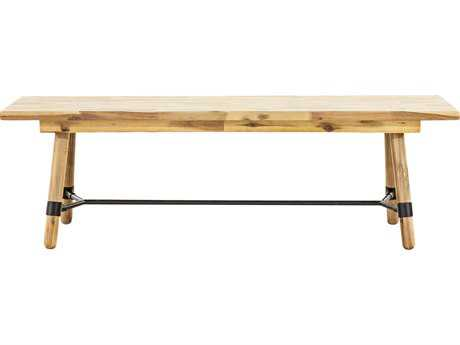 Moe's Home Collection Hudson Small Antique Bench