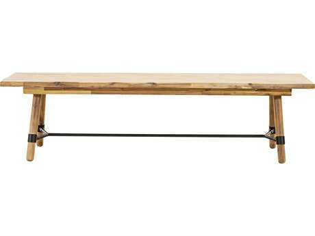 Moe's Home Collection Hudson Large Antique Bench