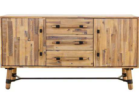 Moe's Home Collection Hudson 60'' x 18'' Natural Large Sideboard