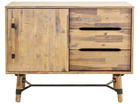Moe's Home Collection Hudson 42'' x 18'' Natural Small Sideboard