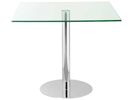 Moe's Home Collection Lucent 36'' Square Cafe Table MEWG100517