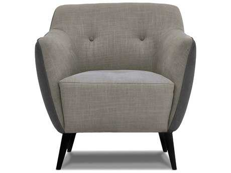 Moe's Home Collection Cortina Cappuccino Accent Chair