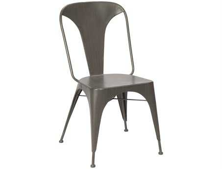 Moe's Home Collection Brooklyn Black Dining Side Chair (Sold in 2)