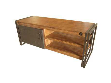 Moe's Home Collection Brooklyn 51 x 18 Rectangular TV Stand