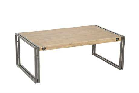 Moe's Home Collection Brooklyn 43 x 28 Rectangular Coffee Table