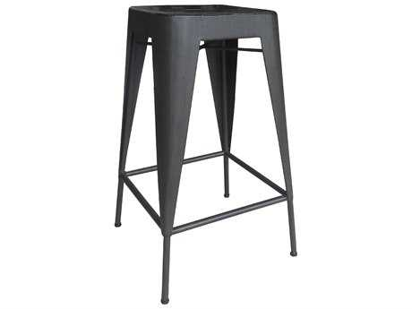 Moe's Home Collection Brooklyn Black Counter Stool (Set of 2)