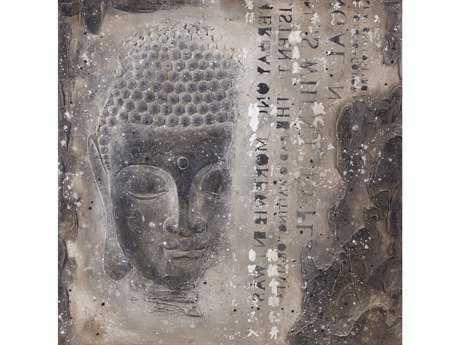 Moe's Home Collection Subtle Buddha II Wall Art
