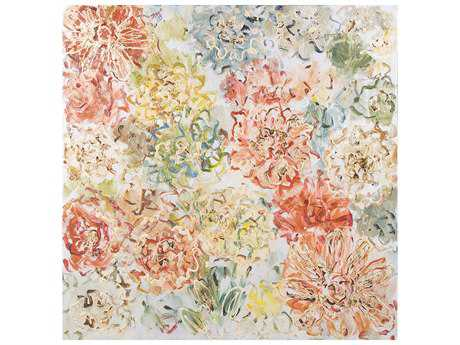 Moe's Home Collection Bouquet Wall Painting