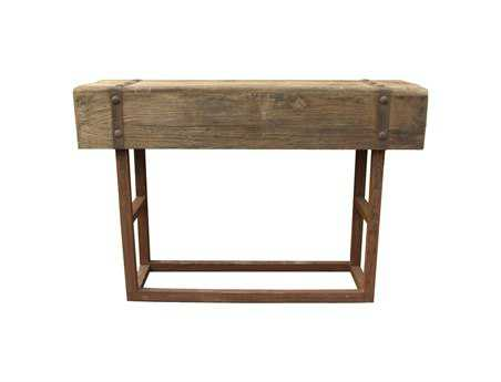 Moe's Home Collection Orso 67 x 19 Rectangular Natural Bar Base