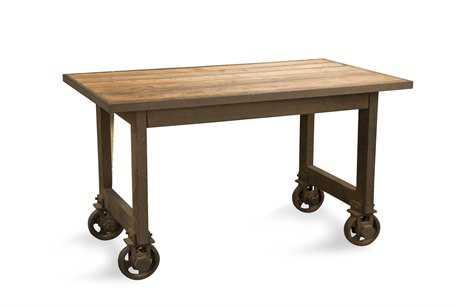 Moe's Home Collection Fiumicino 60 x 36 Rectangular Natural Counter Table