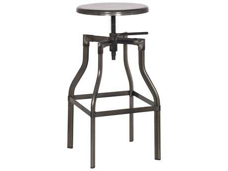 Moe's Home Collection Thomas Steel Adjustable Stool