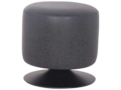 Moe's Home Collection Thumbelina Black Stool