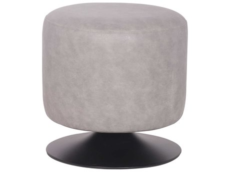 Moe's Home Collection Thumbelina Grey Stool