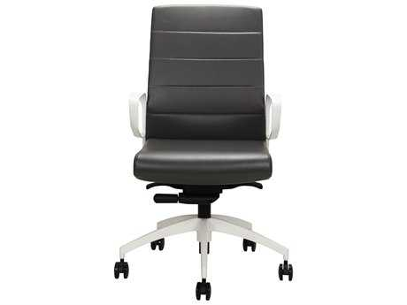 Moe's Home Collection Koppa Grey Office Chair