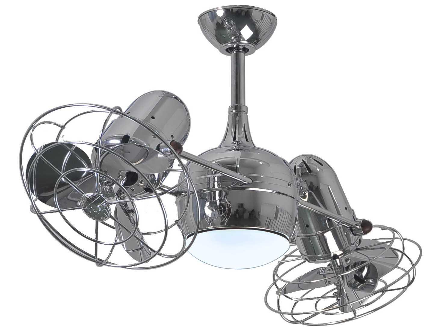 Matthews Fan Company Dagny Polished Chrome 2 Light 40