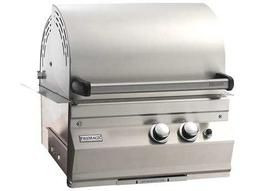 Legacy Stainless Steel Deluxe 23'' Built-in BBQ Grill