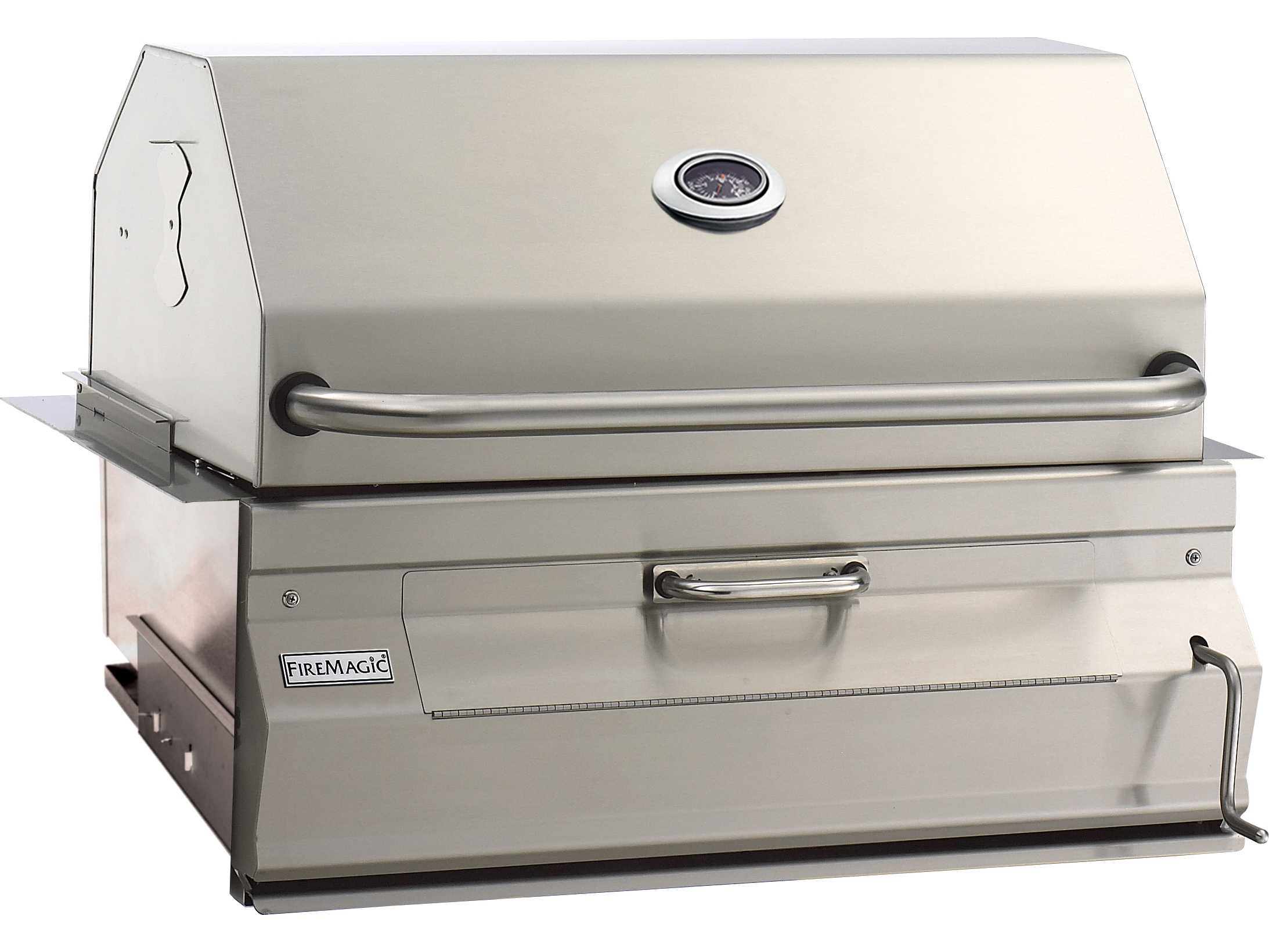 Fire Magic Charcoal Stainless Steel 30 Built In Bbq