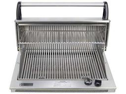 Legacy Stainless Steel Deluxe Classic 23'' Built-in Counter Top BBQ Grill