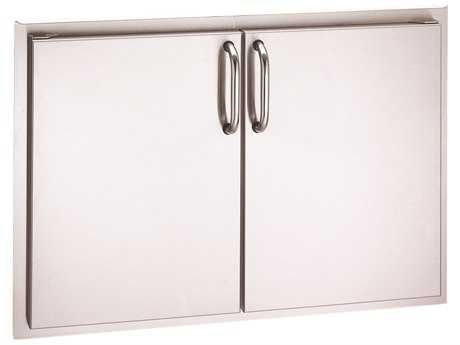 Fire Magic Select Stainless Steel Double Door Access