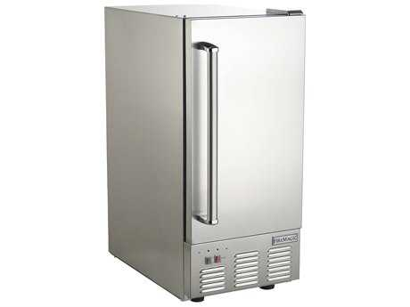 Fire Magic Large Stainless Steel Capacity Ice Maker