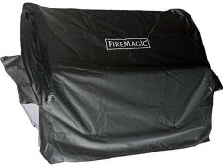Fire Magic Heavy Duty Polyester Vinyl Cover for Tabletop Electric