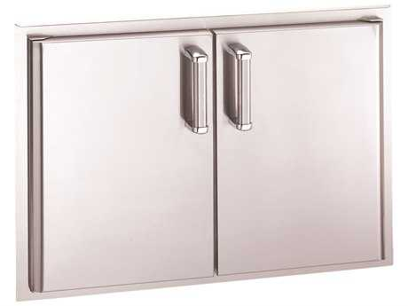 Fire Magic Premium Stainless Steel Double Access Doors