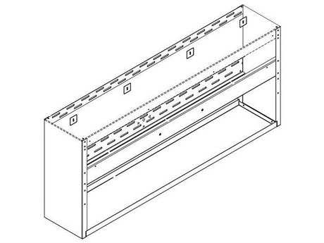 Fire Magic Spacer For 60-Inch Vent Hood
