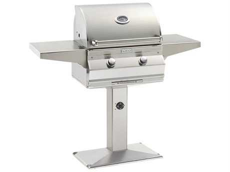 Fire Magic Choice Grill On In-Ground Post MGC430S1T1NP6