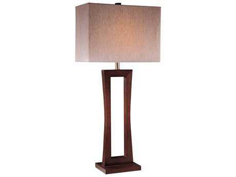 Minka Lavery Metropolitan Cherry Buffet Lamp