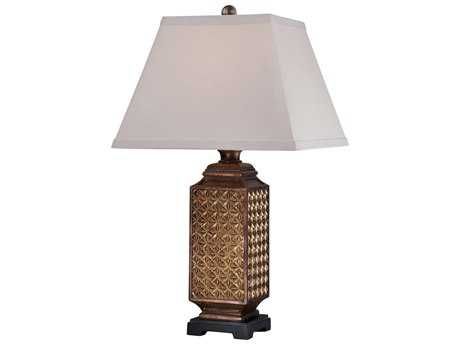 Minka Lavery Bronze Table Lamp