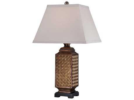 Minka Lavery Bronze Table Lamp MGO130390