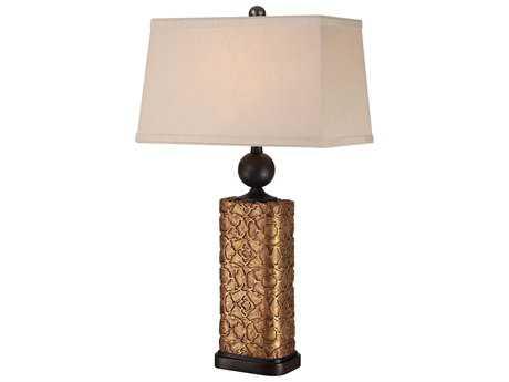 Minka Lavery Bronze Buffet Lamp