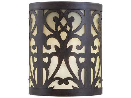 Minka Lavery Nanti Iron Oxide Outdoor Wall light
