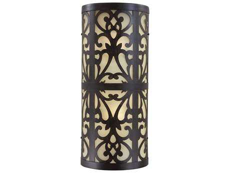 Minka Lavery Nanti Iron Oxide Two-Light Outdoor Wall light