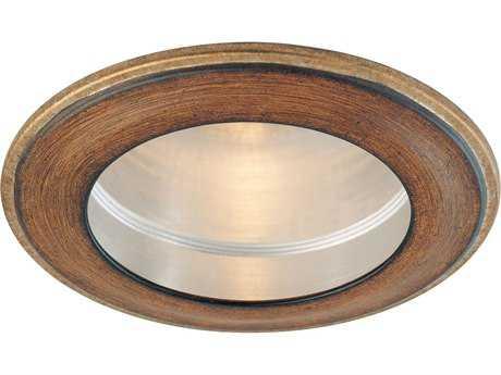 Minka Lavery Belcora Walnut 5.5'' Wide Flush Mount Light